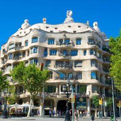 Casa Milà – Gaudi