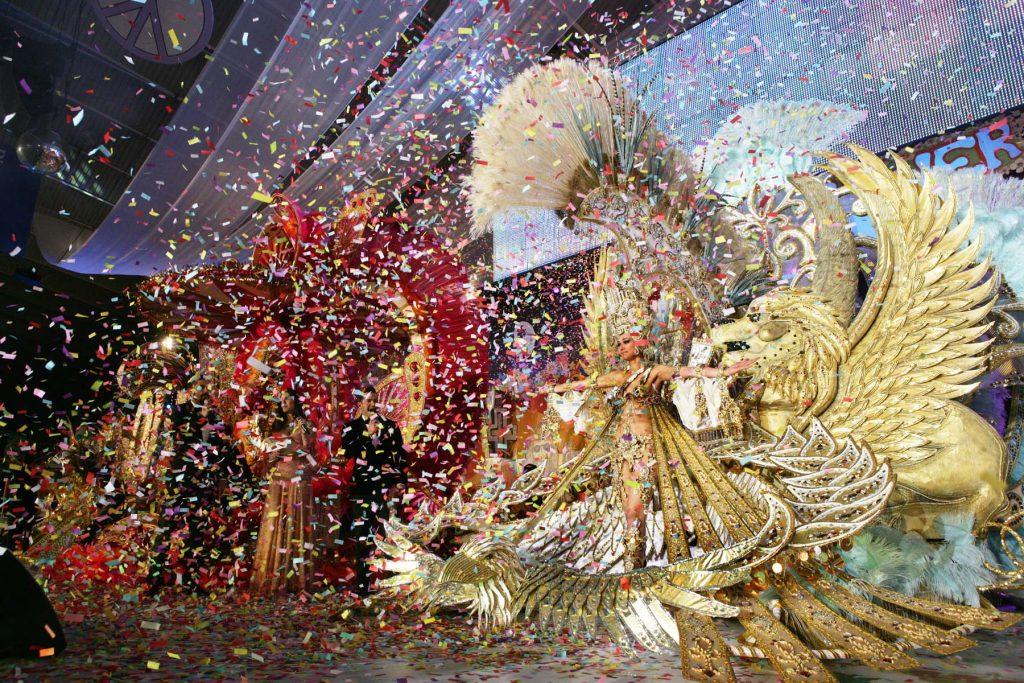 El carnaval de Canarias