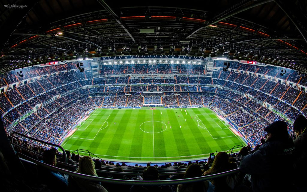 Madrid Stadium