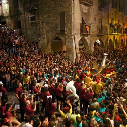 The Festivities of Santa Tecla