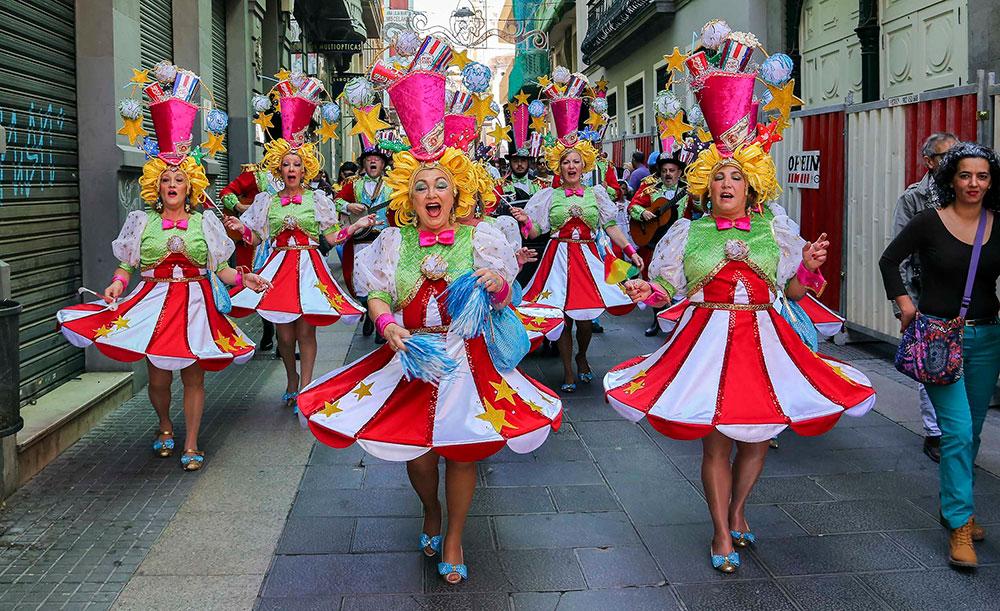 Carnaval de día