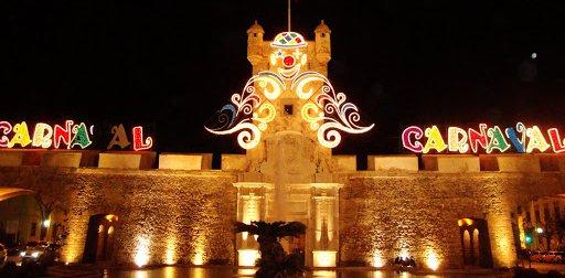 El carnaval de Cadiz
