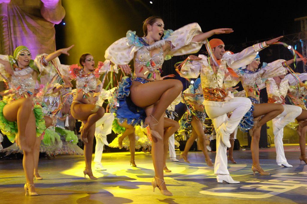 Carnaval de Santa Cruz de Tenerife carnavales