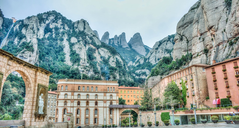 Mountain of Montserrat