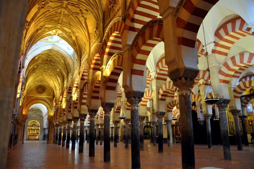 Spains old constructions. La mezquita de Córdoba