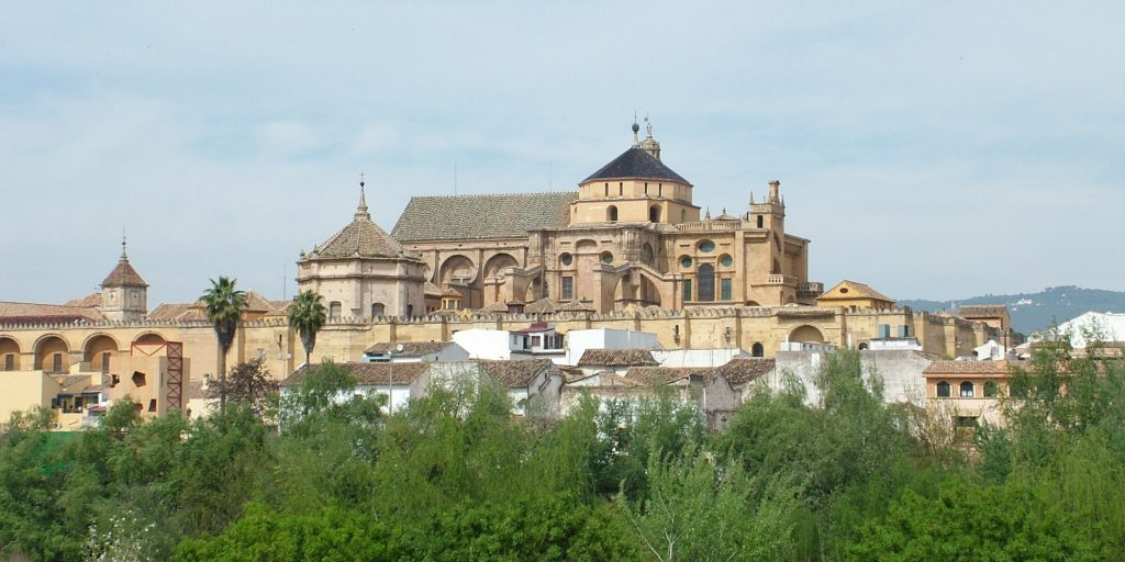 Architecture of Spain. Mezquita de Córdoba