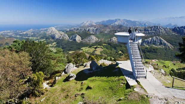 Asturias - Mirador Picos de Europa