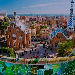 Parque Güell – Gaudi